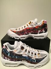 sports shoes 620ae badf8 New Nike Air Max 95 ERDL Party White Multi Color Camo Size 15 AR4473 100