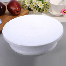 Cake Decorating Rotating Revolving Icing Kitchen Display Turntable Baking Stand