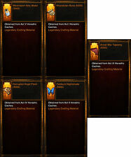 Diablo 3 RoS PS4 [SOFTCORE] - Kanai's Cube Crafting Bundle X5,000!