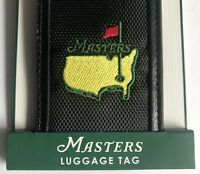 2021 Masters luggage tag augusta national golf pga new