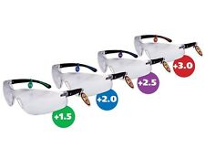 Fastcap Bifocal Cat Eyes Safety Glasses Anti-Fog (+3.0 Diopter) Workshop Safety