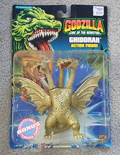 Godzilla King of the Monsters 1990s Trendmasters GHIDORAH Action Figure NIP