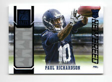 Paul Richardson NFL 2014 Elite NEW Breed Maglie prime (Seattle Seahawks) #/99