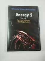 ENERGY 2 DVD Aurora Lipper, Supercharged Science Homeschool - 14 Week Course