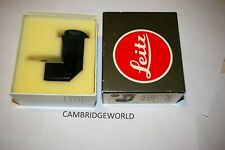 Leica Leitz Weztlar 14328 Right Angle View Finder NEW in Original Factory Box