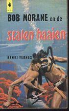 BOB MORANE EO Moran Edition Originale Néerlandais 63 Henri VERNES Requins Acier