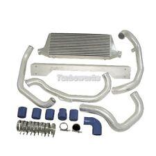 CXRacing Front Mount Intercooler Piping Kit w/BOV For 02-07 06 Subaru WRX/STi