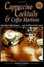 Cappucino Cocktails Specialty Coffee Recipes