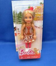 Barbie~Chelsea~Holiday~Ch ristmas~Gingerbread~Target