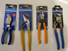 BlueSpot Tools Groove Joint Plier, Cable Cutter, Water Pump Plier, Side Cutter P