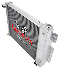 1982-1992 Pontiac Firebird All Aluminum 4 Row Core KR Champion Radiator