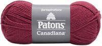 Patons Canadiana Yarn - Solids-Mossberry