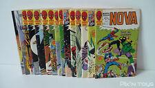 ►►►► MARVEL COMICS / Lot de 15 Magazines Nova [Version FR]