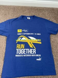Great North Run 2015 Finisher T-Shirt