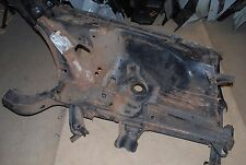 Mercedes 1266206061 126 saloon right front chassis leg and flitch rhd x16451