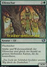 Elfenschar (Drove of Elves) Commander 2014 Magic