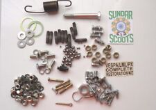 STANDARD  PX NUT AND BOLT KIT. SUITABLE FOR PX VESPA SCOOTERS