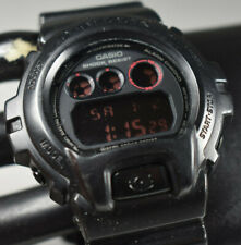 Casio G-Shock DW6900MS-1CR Men's Watch NEW BATTERY!