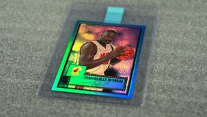 2005-06 Topps 1952 Style Shaquille O'Neal Chrome Blue Refractor # 001/149 -NM/MT