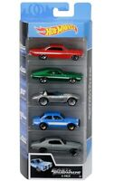 Hot Wheels Fast and Furious 5-pack