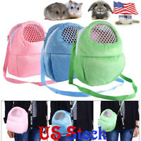 Carrier Bag Outgoing Hamster Portable Supplies Small Pets Breathable Hedgehog
