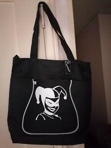 Harley Quinn Tote Bag, Large