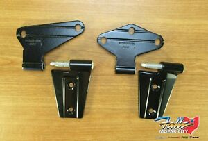 2007-2018 Jeep Wrangler Driver's Side Door Hinges For Both Front AND Rear OEM