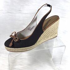 dcd3f7ce676 Bass Wedge Espadrilles Heels for Women for sale | eBay
