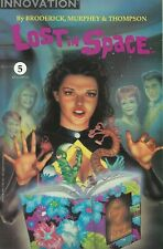 """INNOVATIVE COMIC  Lost in Space """"The Perils of Penelope""""  Vol.1, No.5 March 1992"""