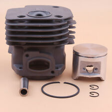 48mm Cylinder Piston Kt For 365 Special Husqvarna Chainsaw 503691072 Square Port