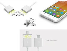 WSKEN Metal Micro USB Charge Magnetic Adapter Charger Cable Charging for Android