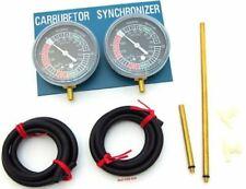 MOTO Carb Balancer CARBURATORE VACUOMETRO 2 Cilindri Calibri kit