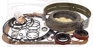 Fits Dodge A727 Transmission Rebuild Less Steel Kit TF8 Level 2