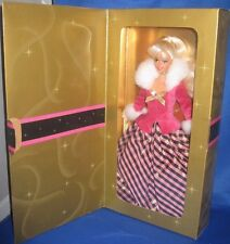 AVON EXCLUSIVE SPECIAL EDITION WINTER RHAPSODY COLLECTOR  BARBIE DOLL
