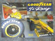 "F1 GIANCARLO FISICHELLA POSTER - 23"" x 16"" - JORDAN - GOODYEAR"