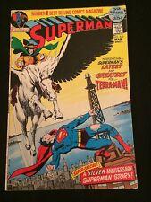 SUPERMAN #249 F/F+ Condition