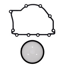 Engine Crankshaft Seal Kit Rear Fel-Pro fits 16-17 Nissan Titan XD 5.0L-V8
