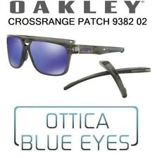 Occhiali da Sole OAKLEY CROSSRANGE PATCH OO 9382 Sunglasses 938202 Double Arms
