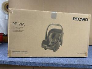 Recaro Car Seat Privia Mocca