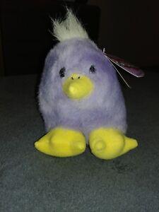 Puffkins Chickity Plush Stuffed Toy