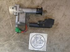 1998 SUZUKI AE50R IGNITION SWITCH AND SEAT LOCK WITH KEY