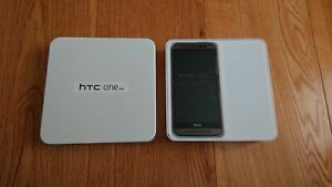 HTC One M9 - 32GB - Gunmetal Gray - Factory Unlocked Smartphone