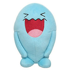 "Sanei Pokemon Go Plus All Star Collection - PP08 - Wobbuffet 6"" Stuffed Plush"