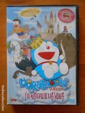 DVD DORAEMON Y EL MISTERIO DE LAS NUBES (6A)
