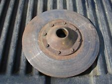 Genuine Polaris Brake Disc Assembly Off A 96 XLT Sled-Will Fit Many