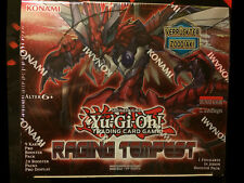 Yugioh Raging Tempest RATE Display Deutsch 1. Auflage -OVP-