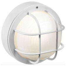 Modern Nautical Outdoor Exterior Flush Mount Light Lighting Wall Lantern Fixture