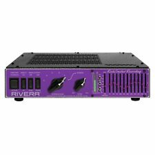 Rivera Amplification Rockcrusher Recording with Speaker Emulator