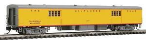 N Scale Fox Valley Models 40086 N Milwaukee Baggage Express  #1122