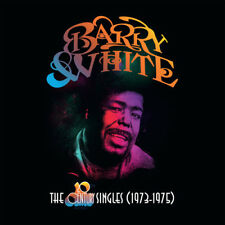 """Barry White - The 20th Century Records 7 Inch Singles: 1973-1975 [New 7"""" Vinyl]"""